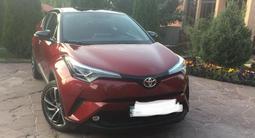 Toyota C-HR 2018 года за 10 500 000 тг. в Алматы – фото 2