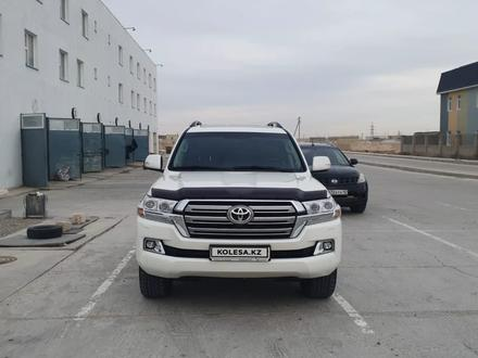Toyota Land Cruiser 2019 года за 38 800 000 тг. в Актау