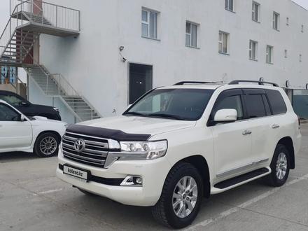 Toyota Land Cruiser 2019 года за 38 800 000 тг. в Актау – фото 3