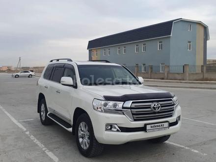 Toyota Land Cruiser 2019 года за 38 800 000 тг. в Актау – фото 4