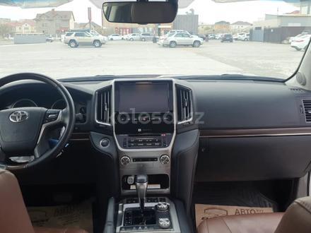 Toyota Land Cruiser 2019 года за 38 800 000 тг. в Актау – фото 8