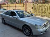 Mercedes-Benz S 350 2002 года за 5 100 000 тг. в Шымкент