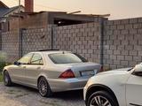 Mercedes-Benz S 350 2002 года за 5 100 000 тг. в Шымкент – фото 3