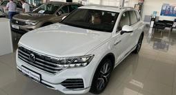 Volkswagen Touareg Комплектация Business Elegance 2021 года за 31 000 000 тг. в Нур-Султан (Астана)
