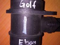 Волюметр дмрв расходомер воздуха Volkswagen golf3 038906461B за 30 000 тг. в Усть-Каменогорск
