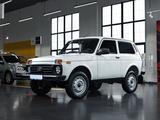 ВАЗ (Lada) 2121 Нива Luxe 2021 года за 4 960 000 тг. в Актобе