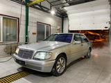 Mercedes-Benz S 600 1997 года за 2 300 000 тг. в Уральск – фото 2