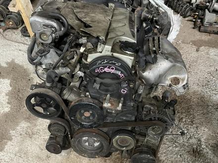 Двигатель 4G69 2.4L MITSUBISHI за 270 000 тг. в Нур-Султан (Астана)