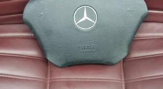 Подушка безопасности srs airbag на руль Мерседес ML163 за 25 000 тг. в Алматы