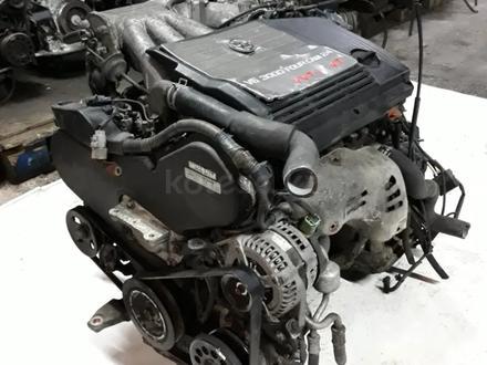 Двигатель Toyota 1MZ-FE 3.0 л VVT-i из Японии за 420 000 тг. в Уральск – фото 2