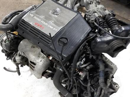 Двигатель Toyota 1MZ-FE 3.0 л VVT-i из Японии за 420 000 тг. в Уральск – фото 4