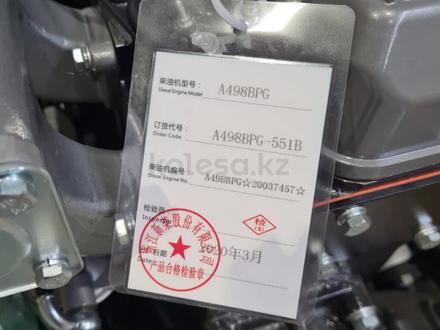 Дизельные двигатели C490BPG, A498BPG в Алматы – фото 15