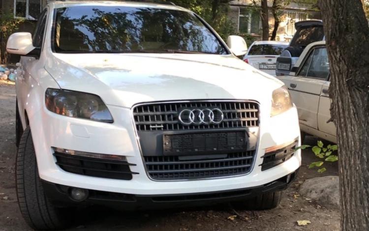 Audi Q7 2007 года за 5 300 000 тг. в Алматы