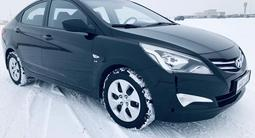 Hyundai Accent 2015 года за 4 950 000 тг. в Тараз – фото 2