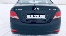 Hyundai Accent 2015 года за 4 950 000 тг. в Тараз – фото 5