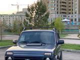 ВАЗ (Lada) 2121 Нива 2018 года за 4 400 000 тг. в Нур-Султан (Астана) – фото 4