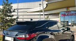 Lexus RX 300 2018 года за 26 500 000 тг. в Нур-Султан (Астана) – фото 2