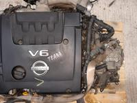 Двигатель 2.3 от Nissan Teana (VQ23DE) за 400 000 тг. в Нур-Султан (Астана)