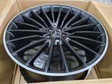Комплект новых дисков на Mercedes-Benz GLS GLE GLES: 22 5 112 за 1 400 000 тг. в Актау – фото 4