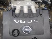 Двигатель VQ35 объём 3.5 из Японии за 420 000 тг. в Нур-Султан (Астана)