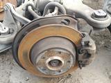 Тормозной суппорт диск на мерседес за 10 000 тг. в Алматы – фото 3