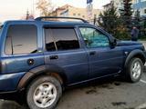 Land Rover Freelander 2005 года за 3 500 000 тг. в Петропавловск – фото 5