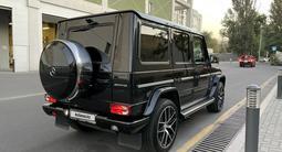 Mercedes-Benz G 63 AMG 2015 года за 44 000 000 тг. в Алматы – фото 3