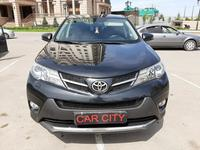Toyota RAV 4 2014 года за 9 050 000 тг. в Нур-Султан (Астана)