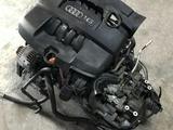 Двигатель Audi VW BSE 1.6 MPI из Японии за 550 000 тг. в Актобе – фото 4