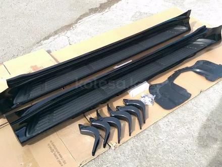 Подножка в стиле Lexus для Prado 150 за 85 000 тг. в Атырау – фото 10