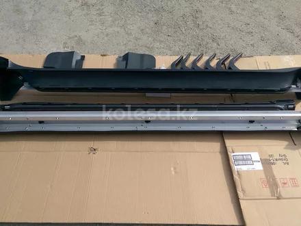 Подножка в стиле Lexus для Prado 150 за 85 000 тг. в Атырау – фото 14