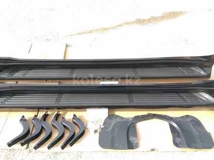 Подножка в стиле Lexus для Prado 150 за 85 000 тг. в Атырау – фото 2