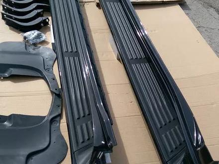 Подножка в стиле Lexus для Prado 150 за 85 000 тг. в Атырау – фото 3