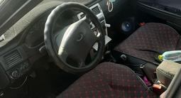 ВАЗ (Lada) 2170 (седан) 2007 года за 1 200 000 тг. в Костанай – фото 5