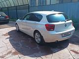 BMW 116 2012 года за 5 800 000 тг. в Алматы