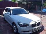 BMW 116 2012 года за 5 800 000 тг. в Алматы – фото 2