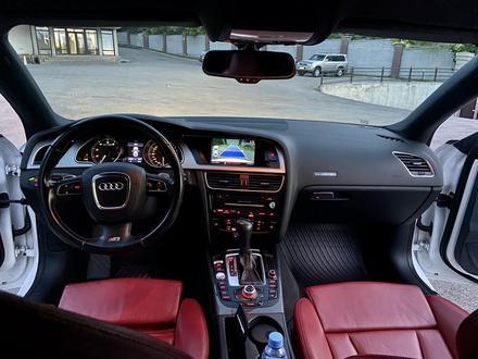 Audi S5 2009 года за 9 999 999 тг. в Алматы – фото 14