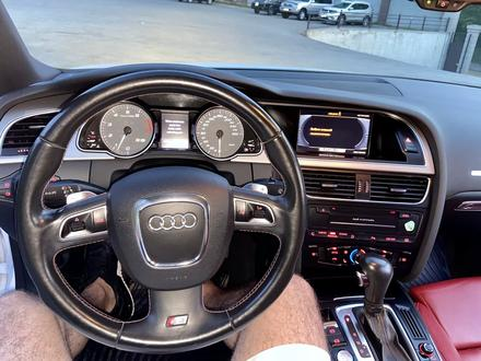 Audi S5 2009 года за 9 999 999 тг. в Алматы – фото 18
