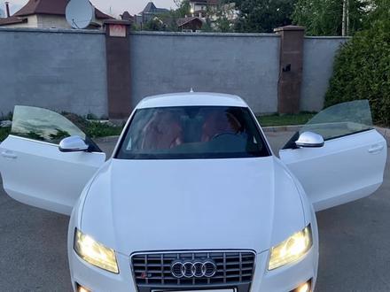 Audi S5 2009 года за 9 999 999 тг. в Алматы – фото 4