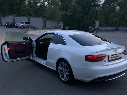 Audi S5 2009 года за 9 999 999 тг. в Алматы – фото 5