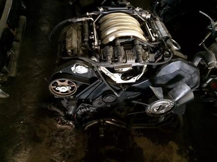 ДВС AGH, APS объем 2, 8 30 клапанов на Audi… за 300 000 тг. в Семей – фото 2