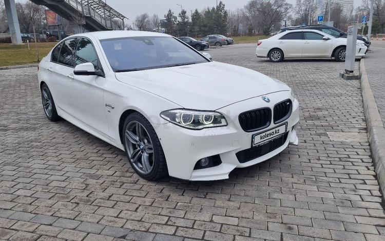 BMW 535 2014 года за 16 000 000 тг. в Алматы