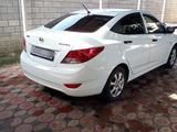 Hyundai Accent 2013 года за 4 200 000 тг. в Тараз – фото 3