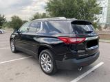 Chevrolet Traverse 2018 года за 21 000 000 тг. в Алматы – фото 5