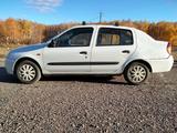 Renault Clio 2000 года за 900 000 тг. в Петропавловск – фото 2