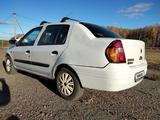 Renault Clio 2000 года за 900 000 тг. в Петропавловск – фото 4