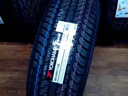 Новые шины 265-65R17 Yokohama Geolander G094 за 37 000 тг. в Алматы – фото 2