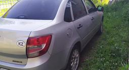 ВАЗ (Lada) 2190 (седан) 2014 года за 2 180 000 тг. в Костанай – фото 5