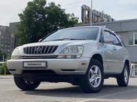Lexus RX 300 2002 года за 5 600 000 тг. в Алматы