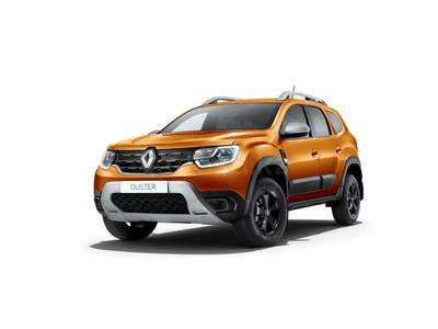 Renault Duster Life 1.6 MT (4WD) 2021 года за 8 163 000 тг. в Семей